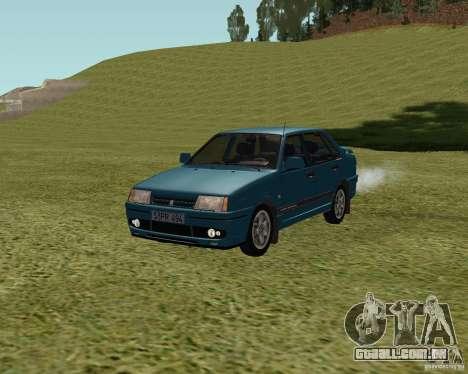 VAZ 21099 Suite para GTA San Andreas