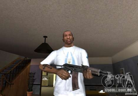 Weapon Pack by viter para GTA San Andreas oitavo tela