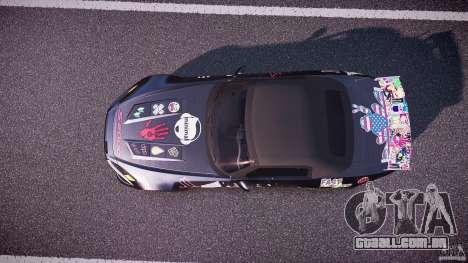 Honda S2000 Tuning 2002 Skin 1 para GTA 4 vista direita