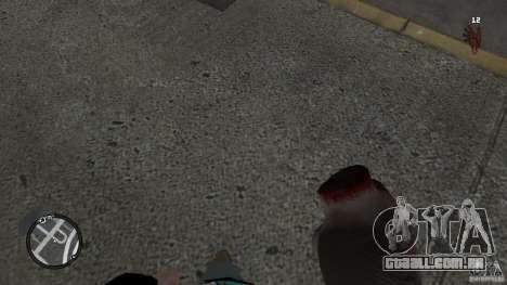Granate teste mozzate para GTA 4 por diante tela