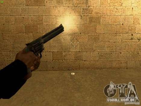 44.Magnum para GTA San Andreas sétima tela