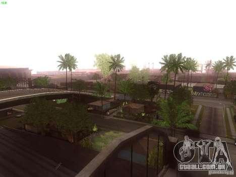 Spring Season v2 para GTA San Andreas twelth tela