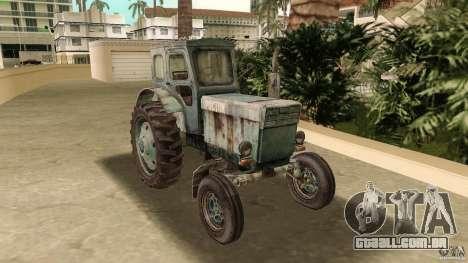 Trator t-40 para GTA Vice City