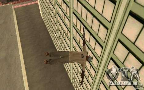 Nova queda para GTA San Andreas