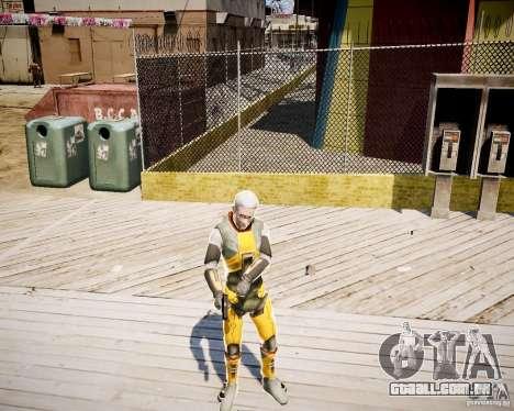 Morgan Freeman para GTA 4 quinto tela