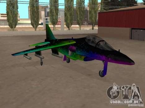 Colorful Hydra para GTA San Andreas