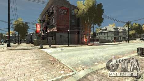 Pizza Hut para GTA 4 segundo screenshot