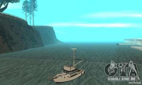 Reefer GTA IV para GTA San Andreas