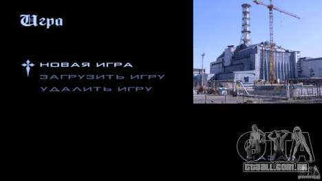 Telas de carregamento Chernobyl para GTA San Andreas oitavo tela