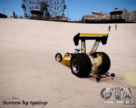 Raketomobil′ para GTA 4 vista lateral