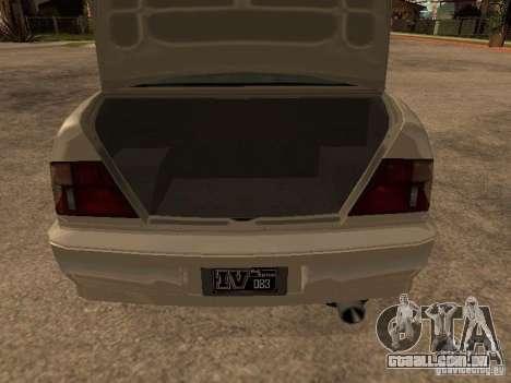 Chavos de Gta 4 para GTA San Andreas vista direita