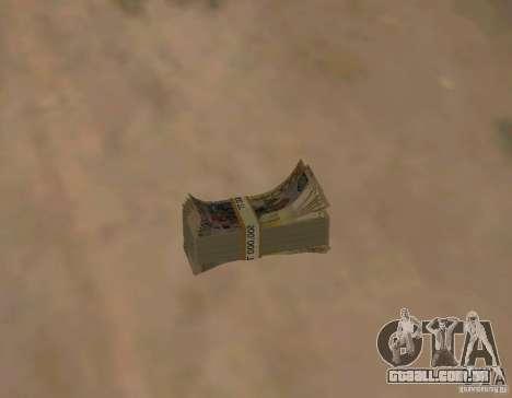 Dinheiro cazaque para GTA San Andreas terceira tela