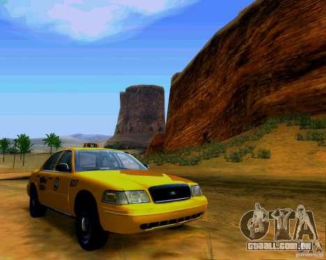 ENBSeries by S.T.A.L.K.E.R para GTA San Andreas sétima tela