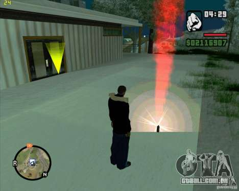 U.S.M.C. Desant para GTA San Andreas