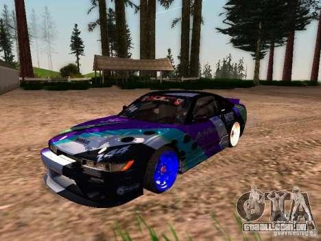 Nissan Sil80 Nate Hamilton para GTA San Andreas
