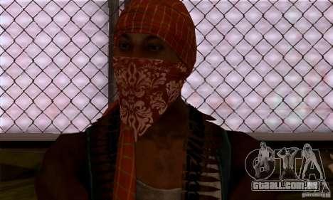 Pirata para GTA San Andreas por diante tela