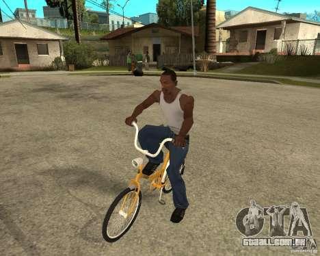 Cegonha para GTA San Andreas