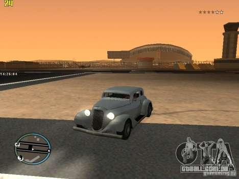 GTA IV  San andreas BETA para GTA San Andreas sexta tela