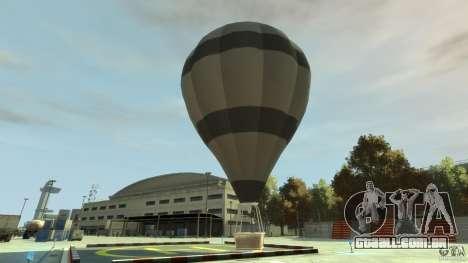 Balloon Tours option 5 para GTA 4