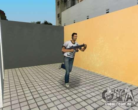 Sig552 para GTA Vice City segunda tela