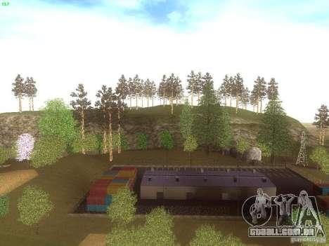 Spring Season v2 para GTA San Andreas segunda tela