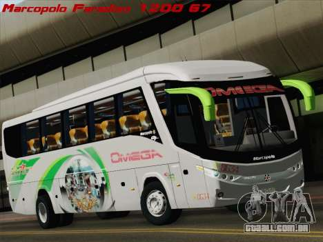 Marcopolo Paradiso 1200 G7 para GTA San Andreas