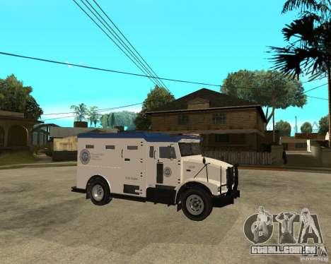 NSTOCKADE de GTA IV para GTA San Andreas vista direita