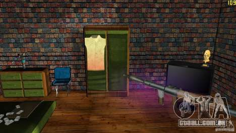 Hotel Retekstur para GTA Vice City nono tela