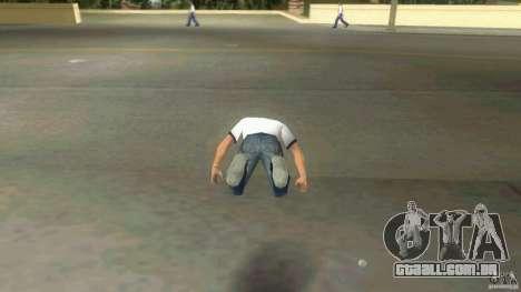 Cleo Parkour for Vice City para GTA Vice City segunda tela