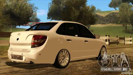 Grant 2190 VAZ para as rodas de GTA San Andreas
