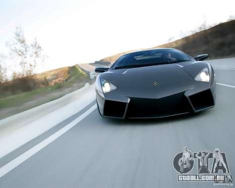 Lamborghini Loadscreens para GTA San Andreas terceira tela