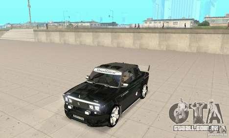 Tunning de fantasia arte VAZ 2106 para GTA San Andreas
