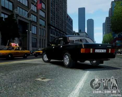 Gaz-31029 para GTA 4 traseira esquerda vista