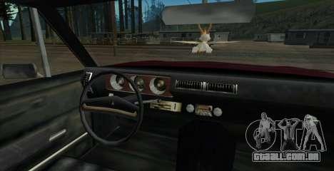 Eon SabreTaur Picador para GTA San Andreas vista direita