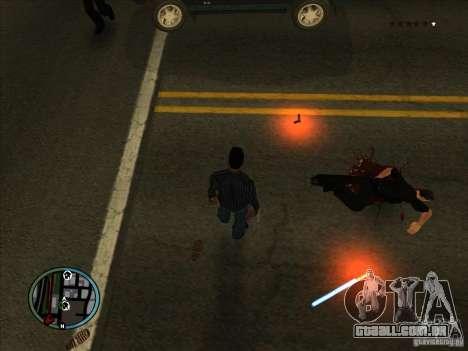 GTA IV LIGHTS para GTA San Andreas terceira tela