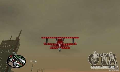 RC veículos para GTA San Andreas por diante tela