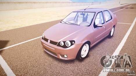 Fiat Albea Sole (Bug Fix) para GTA 4