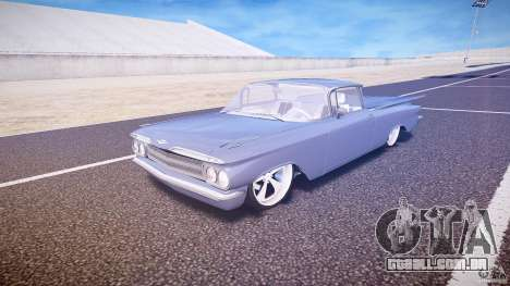 Chevrolet El Camino Custom 1959 para GTA 4