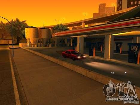 Previon GT para vista lateral GTA San Andreas