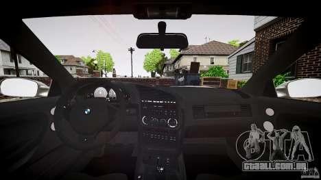 BMW E36 328i v2.0 para GTA 4 vista direita