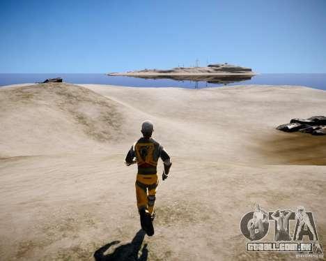Morgan Freeman para GTA 4 sexto tela