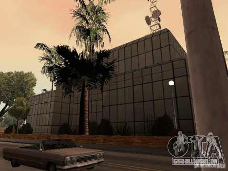 O novo hospital em Los Santos para GTA San Andreas terceira tela