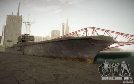 SF Army Re-Textured ll Final Edition para GTA San Andreas nono tela