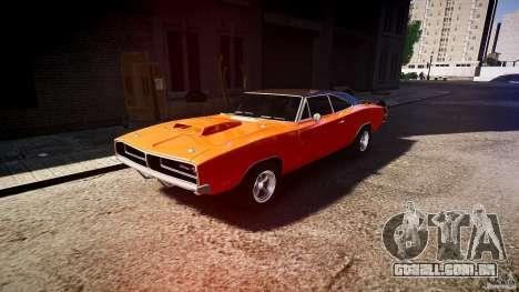 Dodge Charger RT 1969 esportes de v 1.1 tun para GTA 4