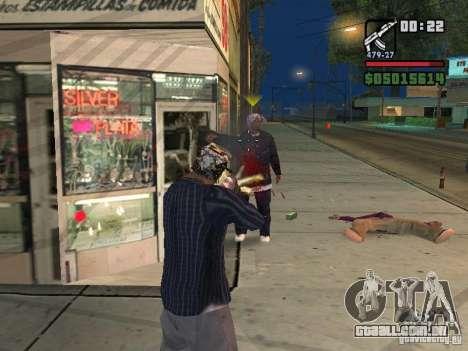 New Realistic Effects para GTA San Andreas terceira tela