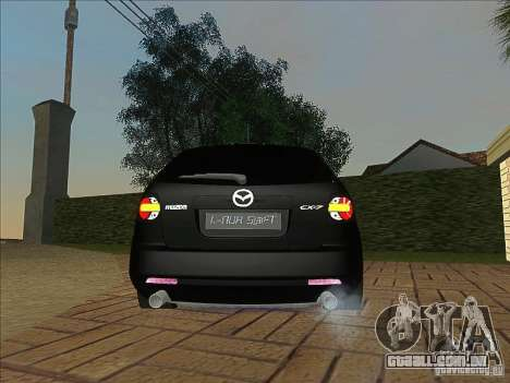 Mazda CX-7 para GTA San Andreas vista direita
