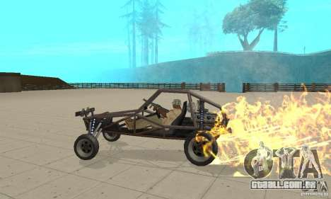 GTA FEATURE BURNOUT FIX 1.2 para GTA San Andreas