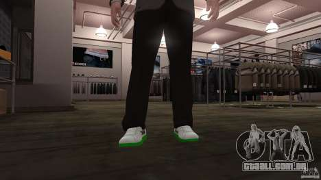 Lacoste runners para GTA 4 segundo screenshot