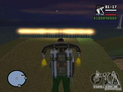 Night moto track V.2 para GTA San Andreas segunda tela