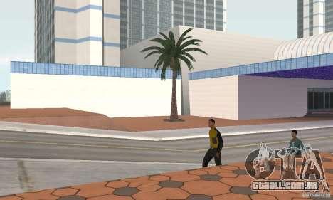Project Oblivion Palm para GTA San Andreas segunda tela